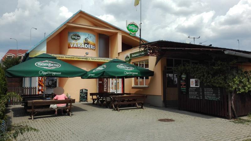 Restaurace Varadero