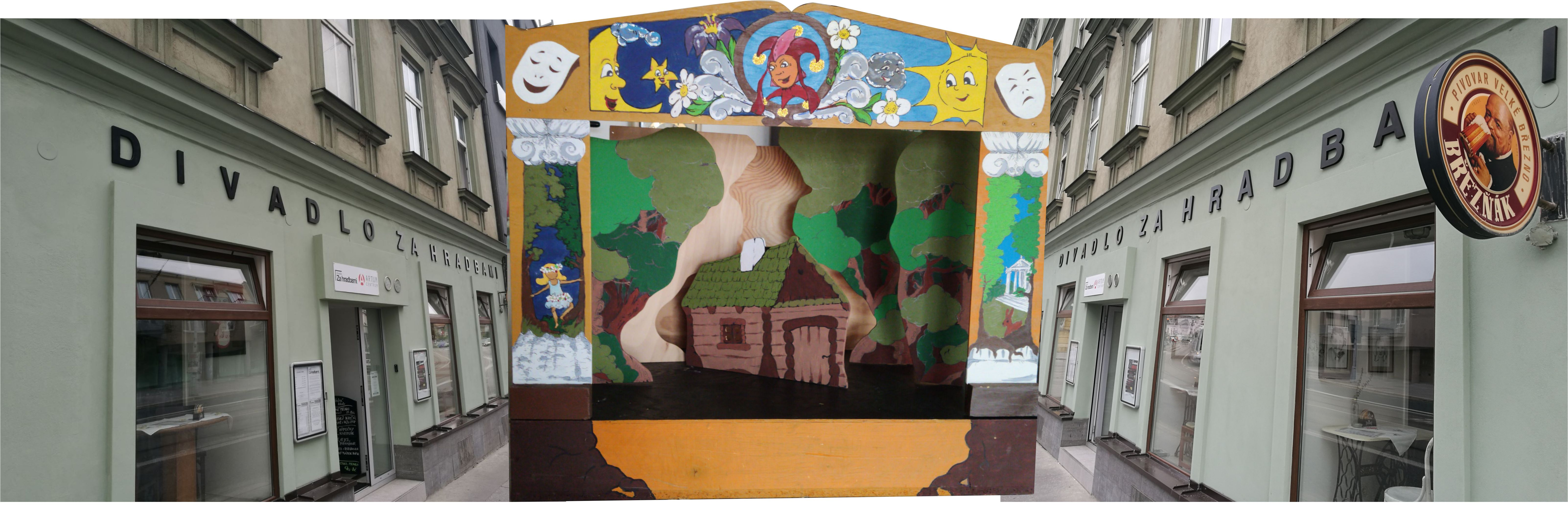 Divadelní klub - Divadlo Za hradbami