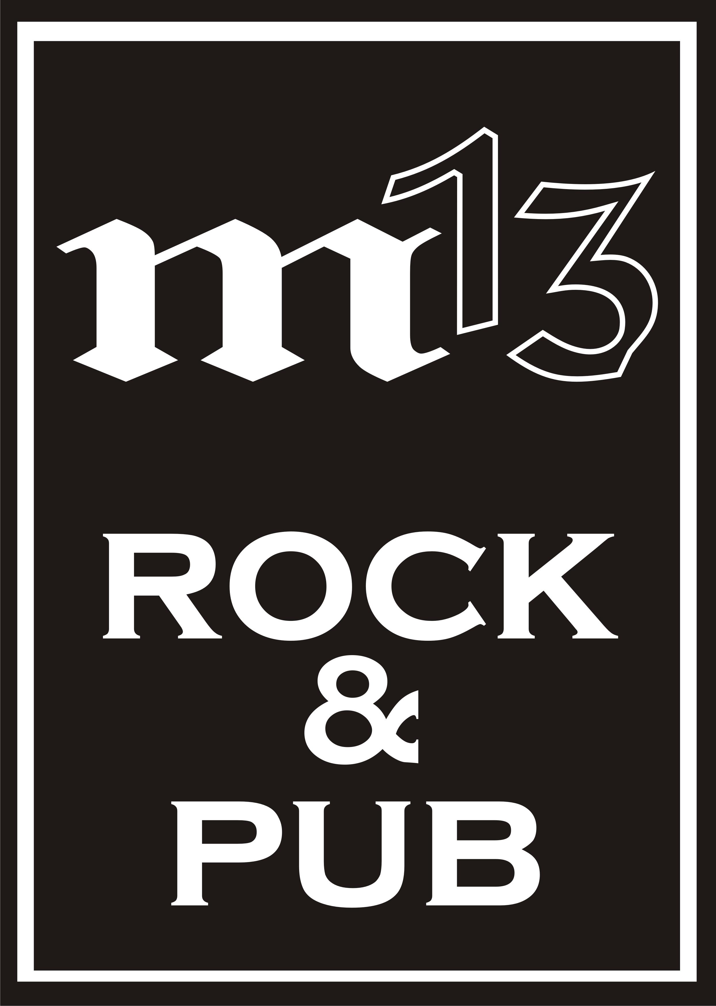 M13 ROCK & PUB